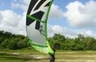 cours kitesurf guadeloupe atterrissage à Bois Jolan