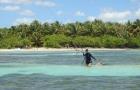 cours kitesurf guadeloupe marche aile en l'air 2