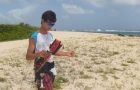 cours kitesurf guadeloupe Mise en place1