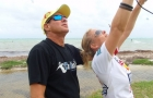 cours kitesurf guadeloupe pilotage 1