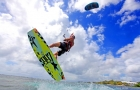 cours kitesurf guadeloupe saut