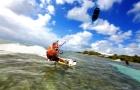 kitesurf guadeloupe speed