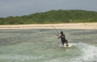 cours kitesurf guadeloupe transition