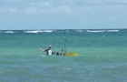 cours kitesurf guadeloupe Water Start 1