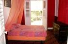 hébergement kitesurf guadeloupe manguiers room villa