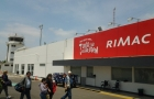 Pérou aéroport Arrivée