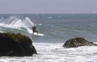 Pérou kite Cabo Blanco zoom