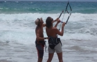kitesurf guadeloupe cours individuel