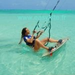 water start kitesurf guadeloupe
