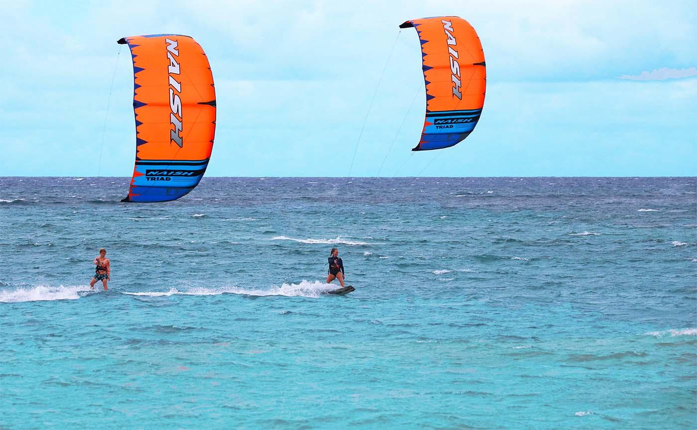 cours kitesurf guadeloupe